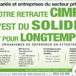 Campagne institutionnelle - Avril 2013