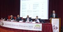 Résultats CIMR pour l'exercice 2014